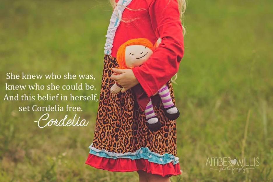 Cordelia Header