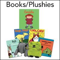 books.plushies