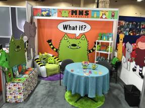 My 2017 booth!