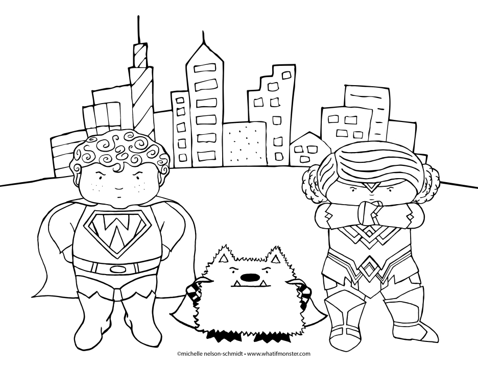 superhero_trio_coloring_sheet